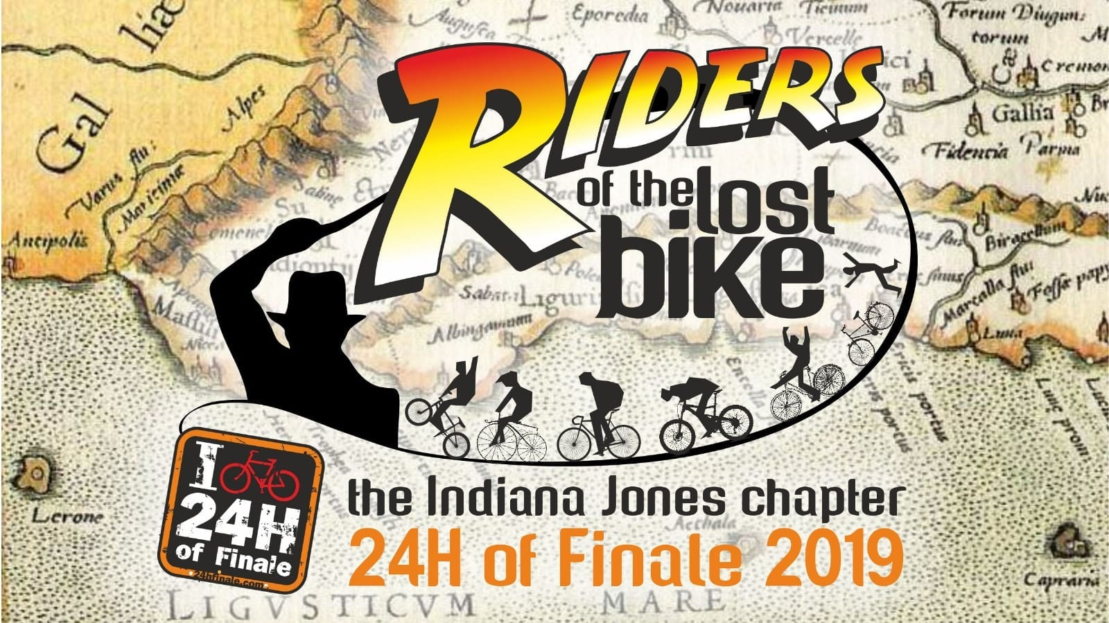 24H of Finale - Riders of the lost bike