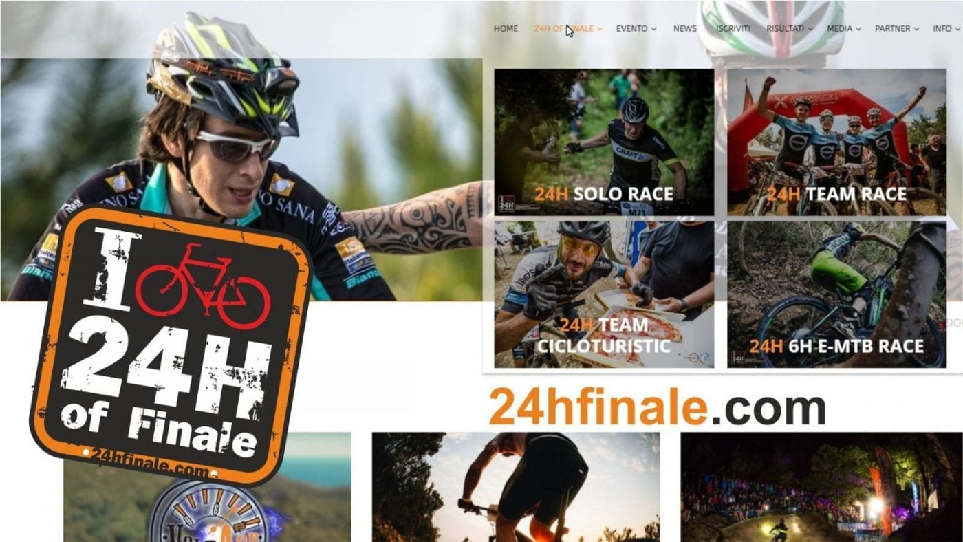 24H of Finale new website