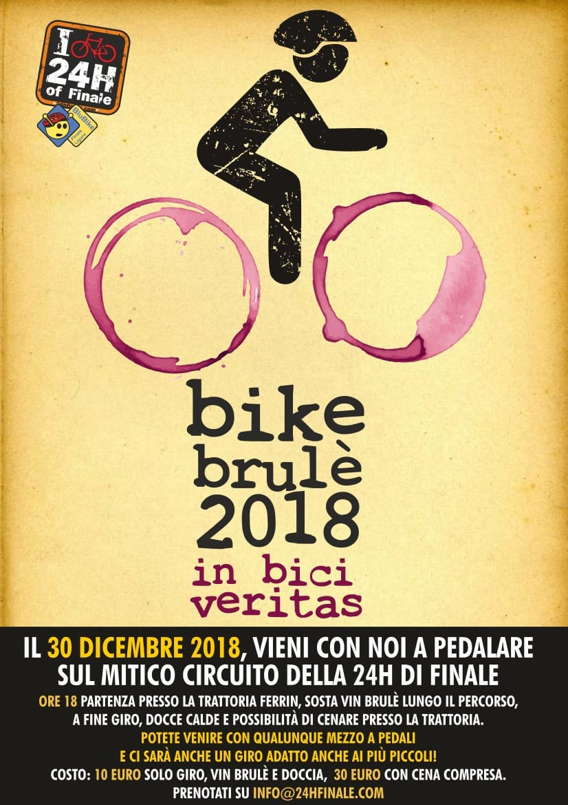 24H of Finale - Bike Brulè 2018